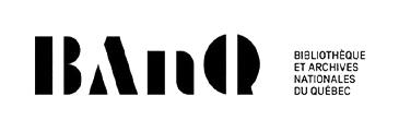 Logo de Bibliothèque et archives nationales du Québec
