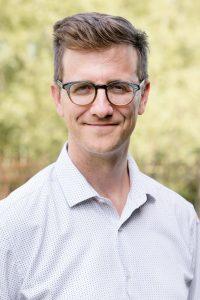 Photo portrait de Richard Cassidy de la Atwater Library