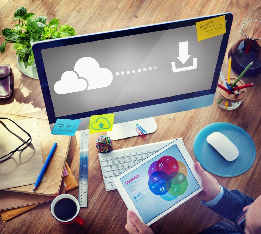 AlphaNumérique.ca : Ecran et tablette d'ordinateur